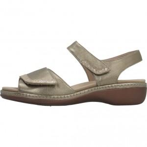 64bb9c7044 Zapatos Confort de Mujer Piesanto en color Bronce