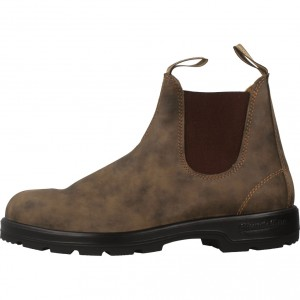 EL BOOT RUSTIC CRAZY