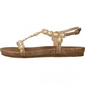 Sandales, color Marron , marca ALMA EN PENA, modelo Sandales ALMA EN PENA V17409 Marron