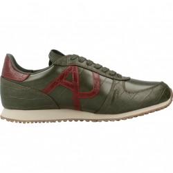 45fceb32739a1 ARMANI JEANS 935027 7A418 Talla 41 VERDE Zacaris zapatos online.