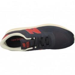 zapatillas new balance mrl420 nr in piel azul