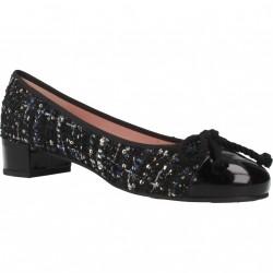 Pretty Ballerinas Zapatos Bailarina Para Mujer, Color Negro, Marca, Modelo Zapatos Bailarina Para Mujer 41627 9003 Negro