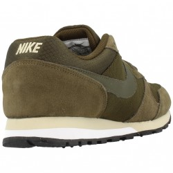 4ae9d2906a6 NIKE MD RUNNER 2 VERDE Zacaris zapatos online.